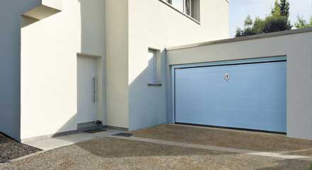 Porte garage ballan